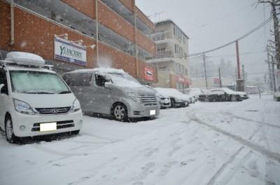 大雪警報~・・・スクール日和!?