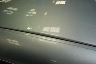 施行前 VWパサート・・・ルーフ(4センチ)
